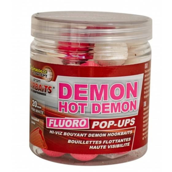 Starbaits Concept Fluo Pop Ups Hot Demon