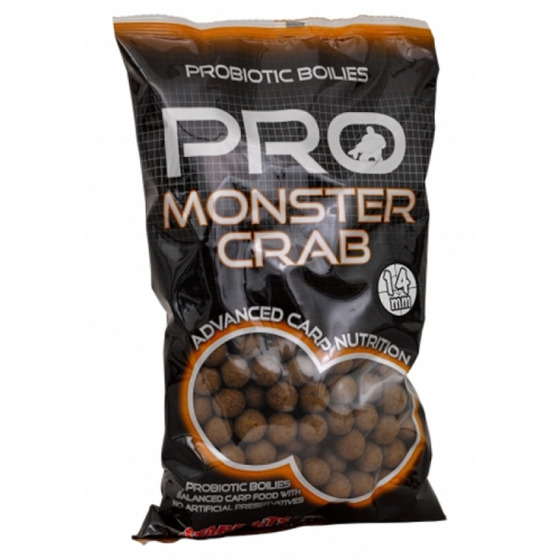 Starbaits Probiotic Boilies Monstercrab