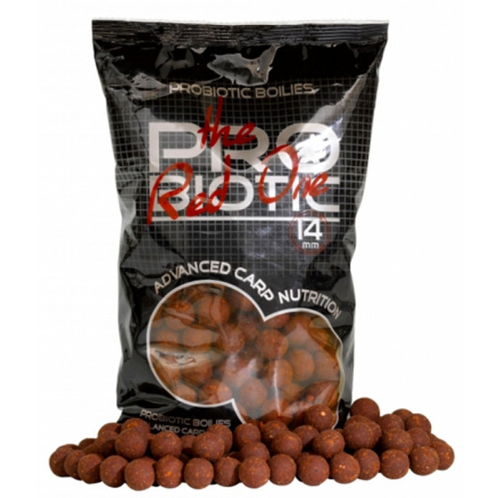 Starbaits Probiotic Boilies The Red One