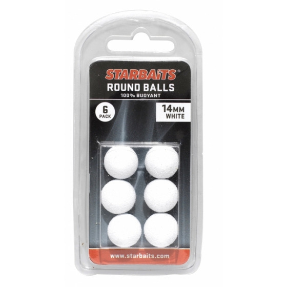 Starbaits Round Balls 14mm