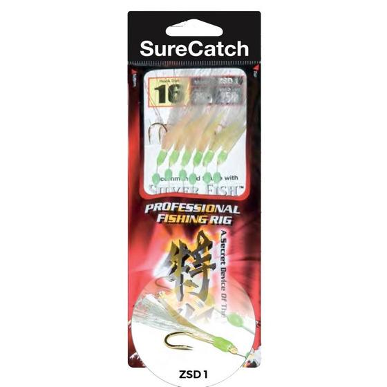 Surecatch Professional Fishing Rigs Zsd1