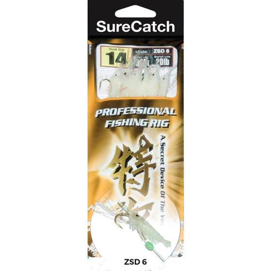 Surecatch Professional Fishing Rigs Zsd6