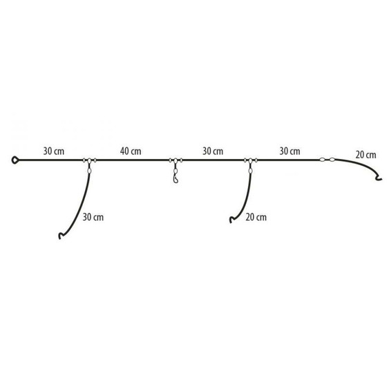Trabucco Ligne Montée Spéciale Marbré