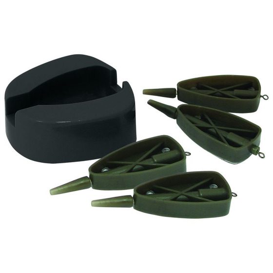 Trabucco Micro Pellet Feeder Set