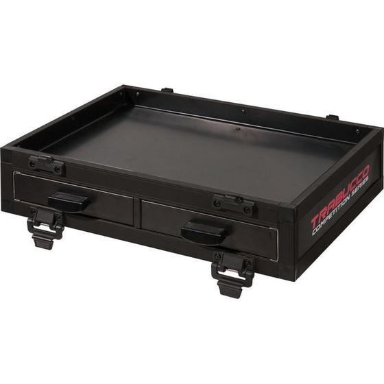 Trabucco Module Gnt-X Black 2X Front Drawer