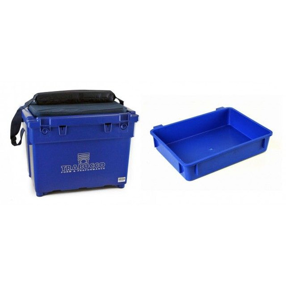 Trabucco Recipiente Porta Cebos para Cajón Surf Box