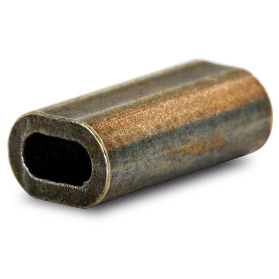 Tubertini Doppelte Schließ spannmutter aus Kupfer TB 202 CS