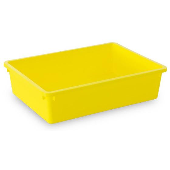 Tubertini Mk Yellow plastic Tray