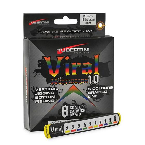 Tubertini Viral Multicolor 10