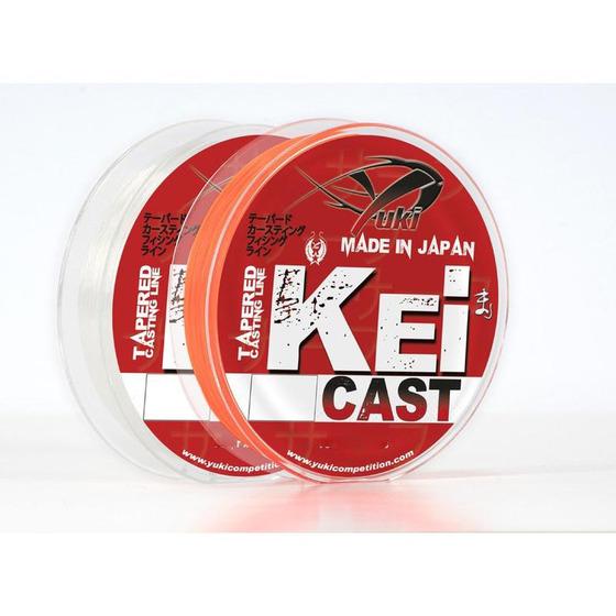 Yuki Kei Cast Orange