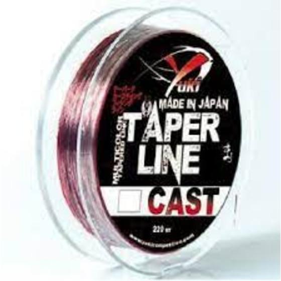 Yuki Taper Line Cast 220