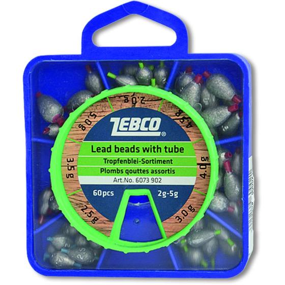 Zebco Lead Bead With Tube