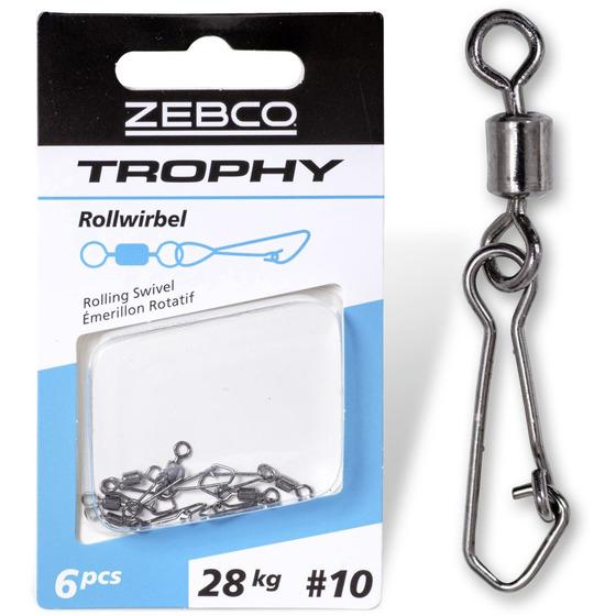 Zebco Trophy Rolling Swivel