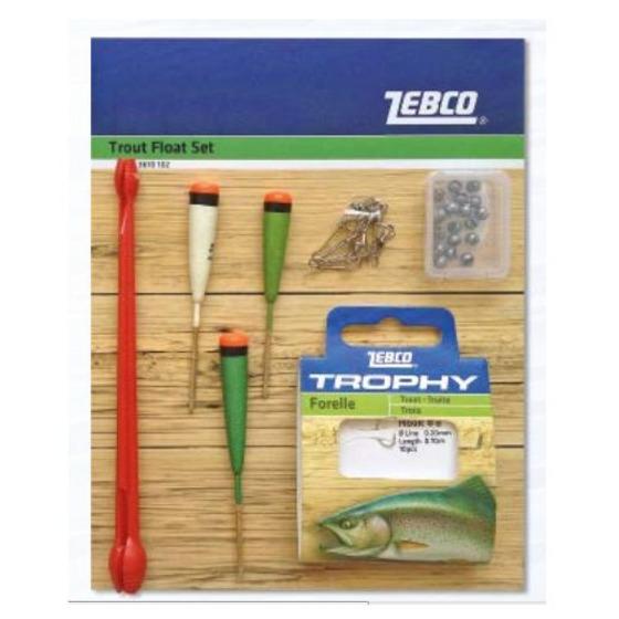 Zebco Trout Set