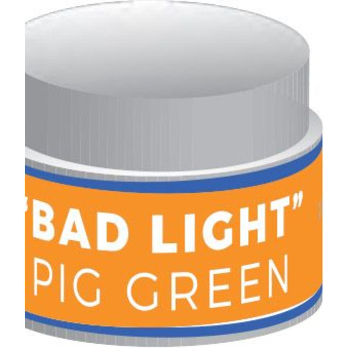 Bad Bass Bad Light Pigmento - Green