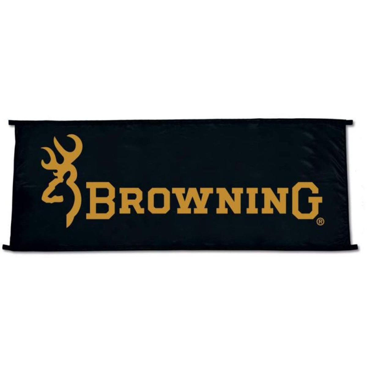Browning Banner - 200 cm x 80 cm