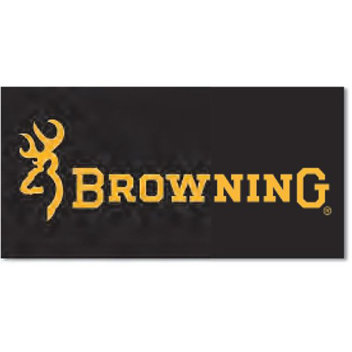Browning Browning Sticker - 15 cm x 7.5 cm