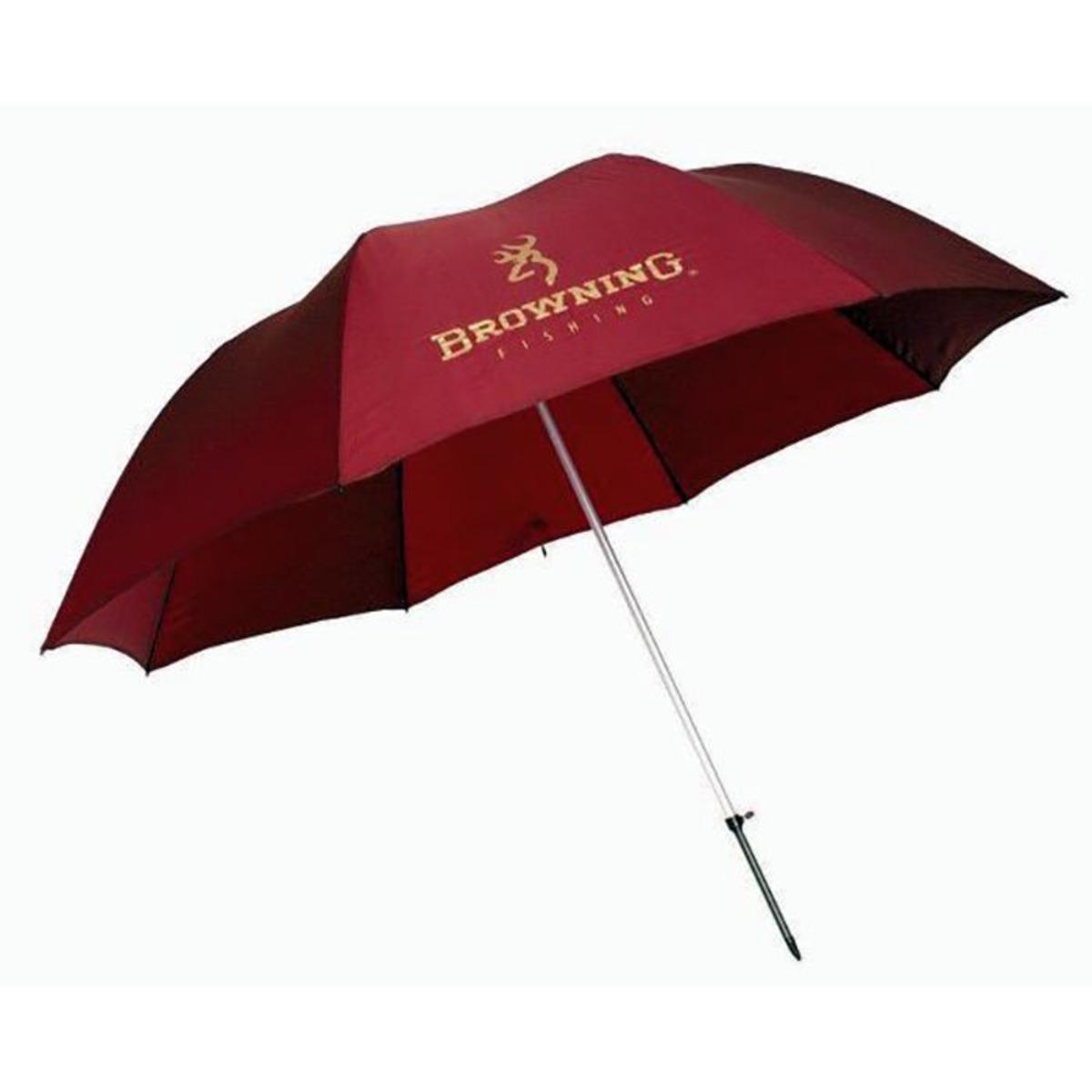 Browning Xitan Fibre Framed Match Umbrella - Durchmesser 2.50 m