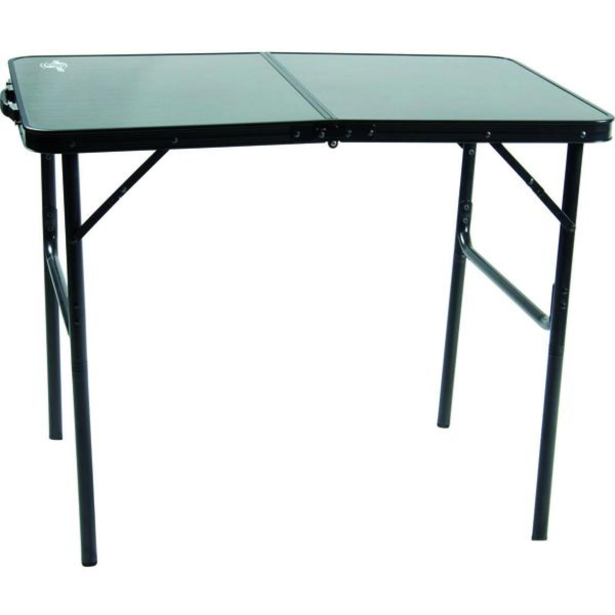 Carp Spirit Foldable Camping Table - 90x60 cm
