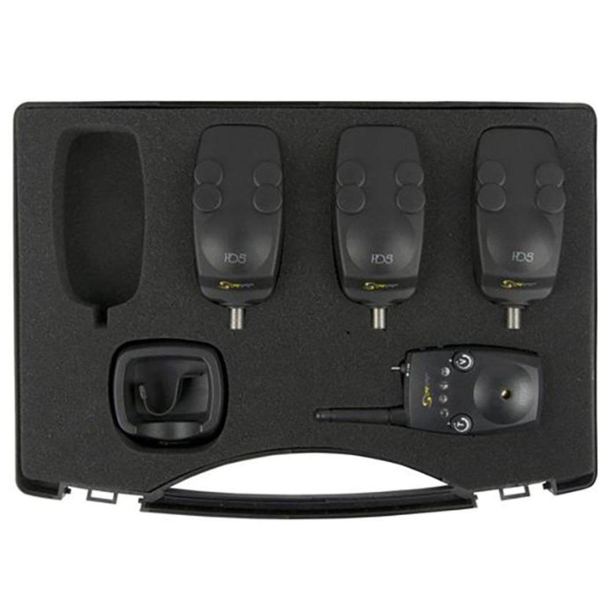 Carp Spirit HD5 e HDR5 - 3xHD5 + HDR5