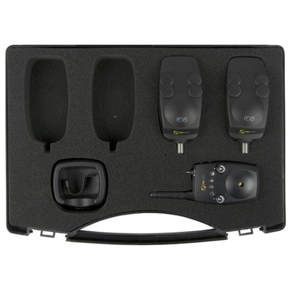 Carp Spirit HD5 e HDR5 - 2xHD5 + HDR5