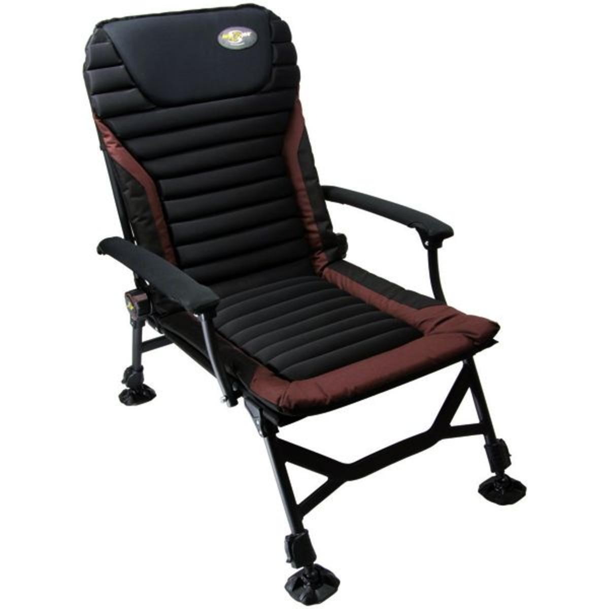 Carp Spirit Kolossal Level Chair - 7 kg - 95-105x55x38-48 cm