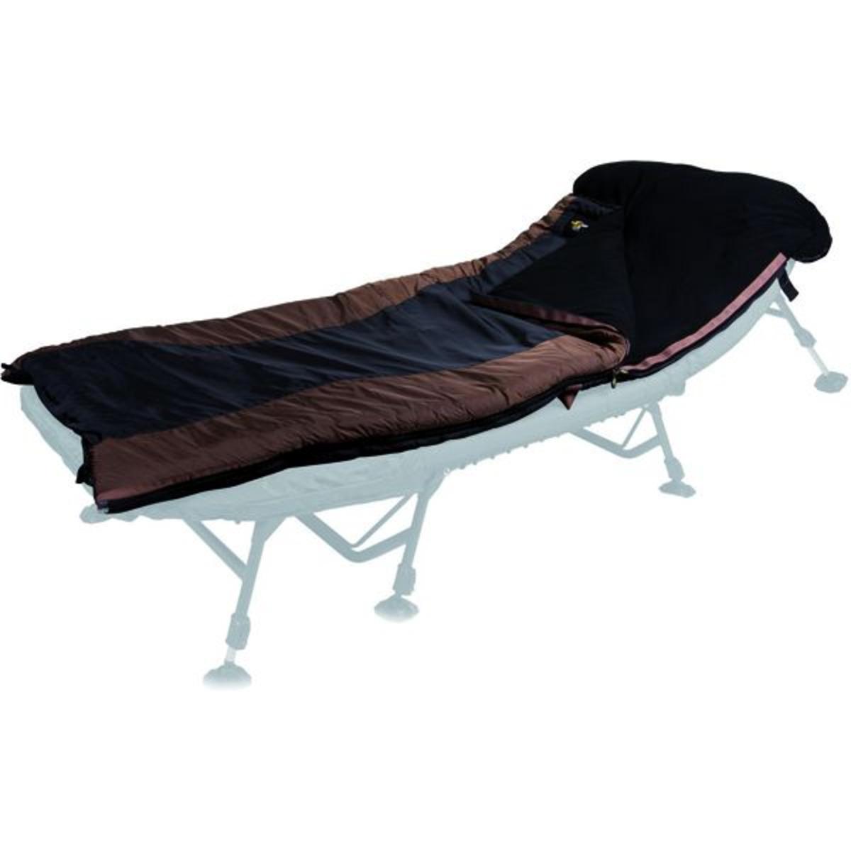 Carp Spirit Sleeping Bag Luxe - 3.7 kg - 2.35x1.00 m