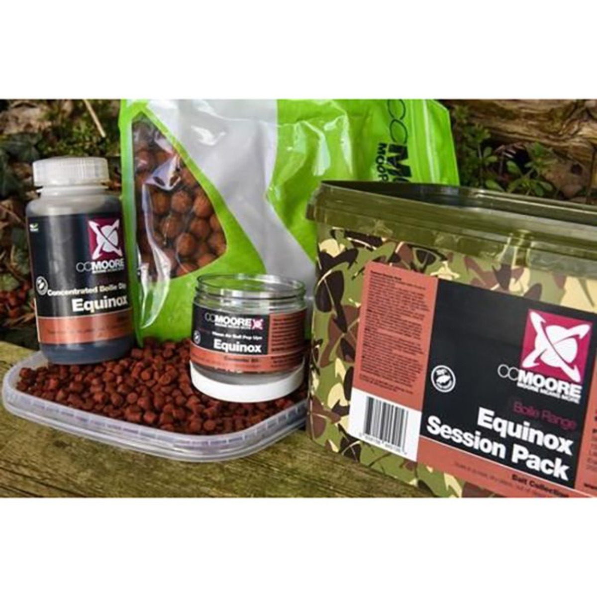 CC Moore Equinox Boilie Session Pack - Pack