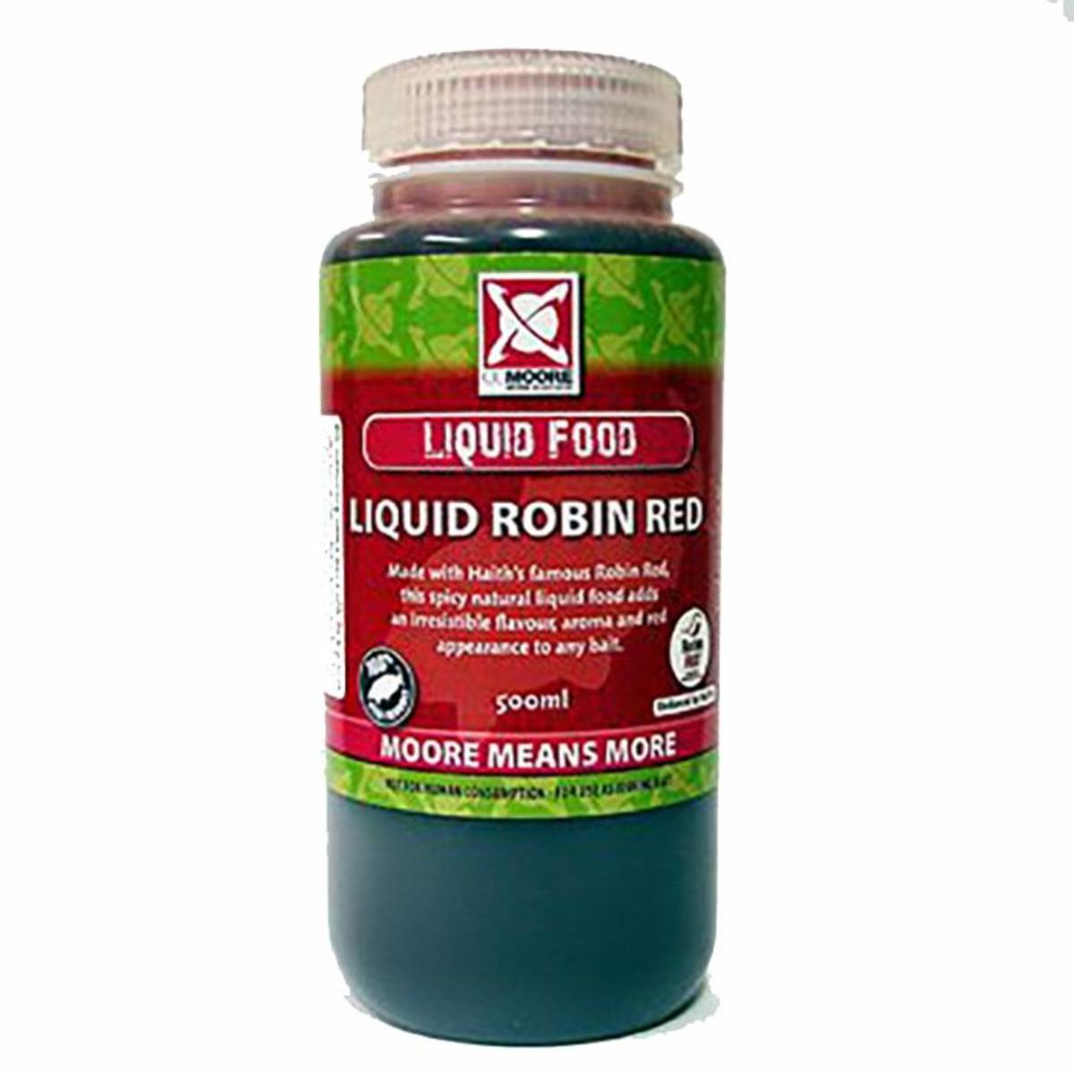 CC Moore Liquid Robin Red - 500 ml