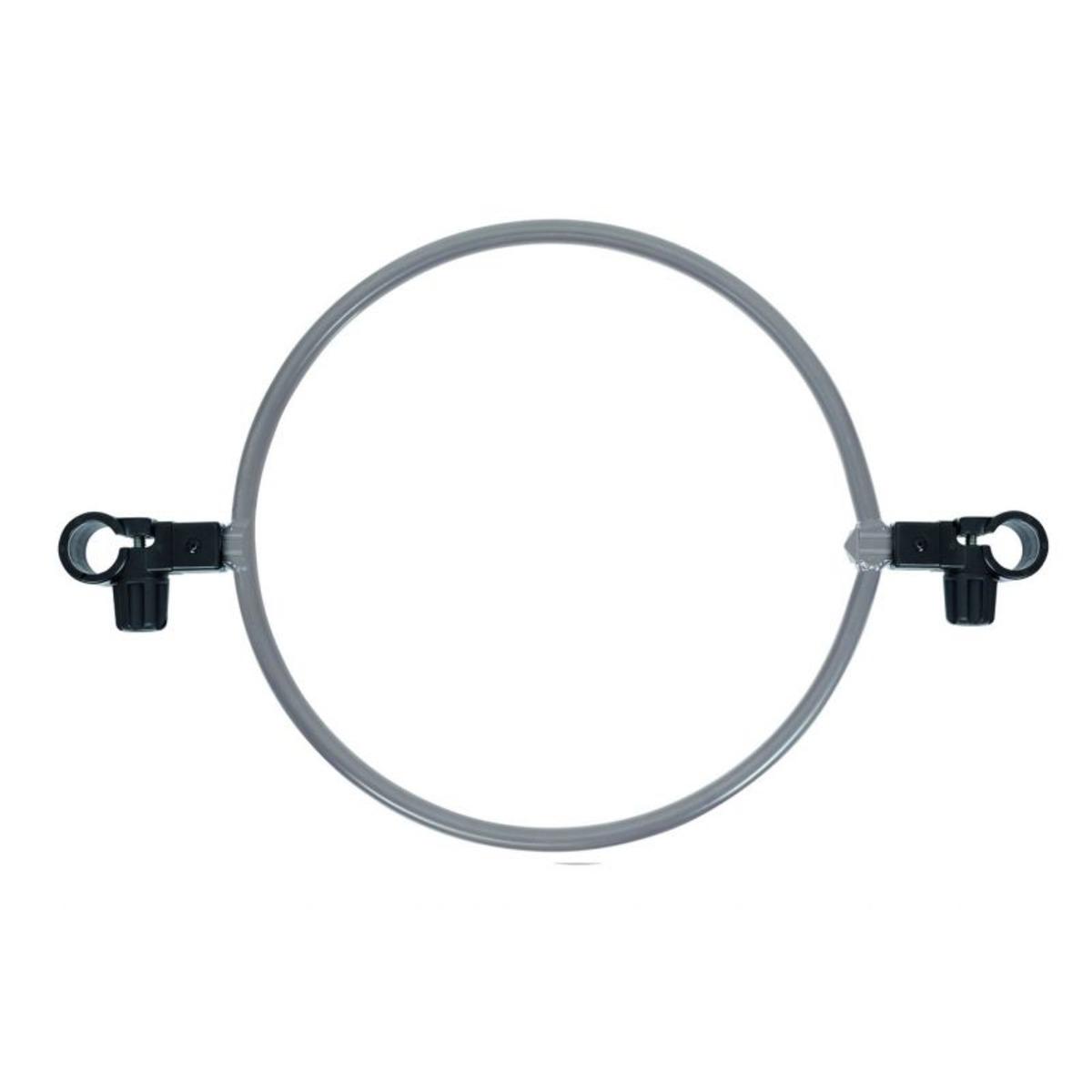 Colmic Aluminium Ring doppelte Klammer - Durchmesser 33 cm - Eimer 12 lt - Schüssel 5 lt