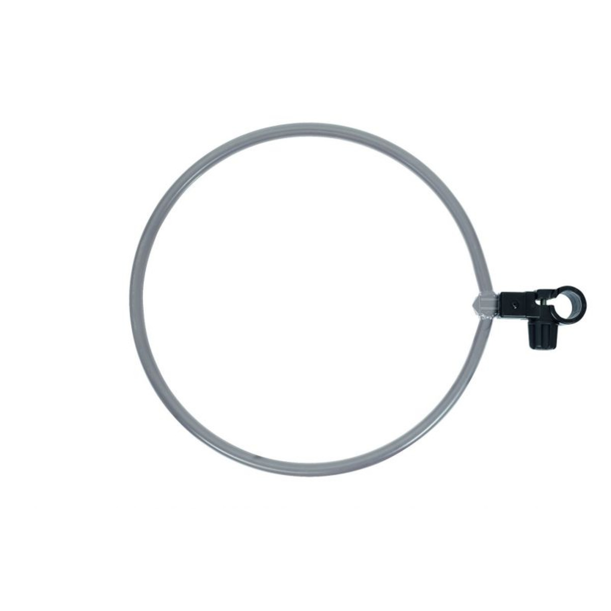 Colmic Aluminium Ring Klammer Einzeln - Durchmesser 33 cm - Eimer 12 lt - Schüssel 5 lt