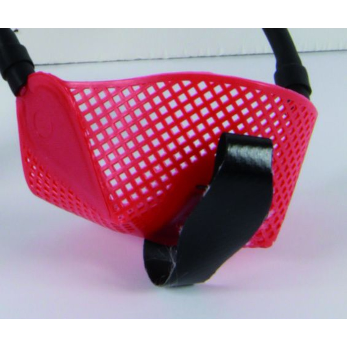 Colmic Schleuderkorb Rubber Mesh Pouch - 8 cm - Rot