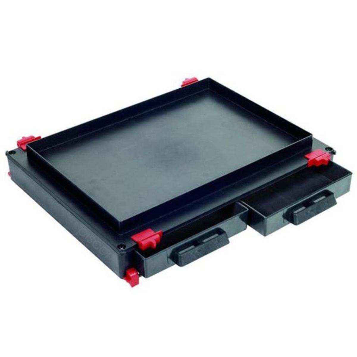 Colmic Module Zwei Frontal Schubladen mit Angelschnüre Behälter -