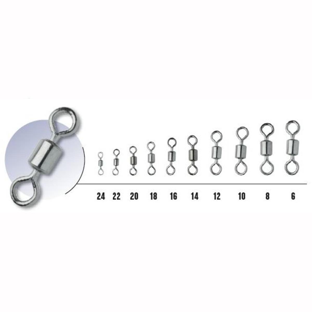 Daiwa Girella Singola Rolling TB Serie 1 - 24 - 4 kg