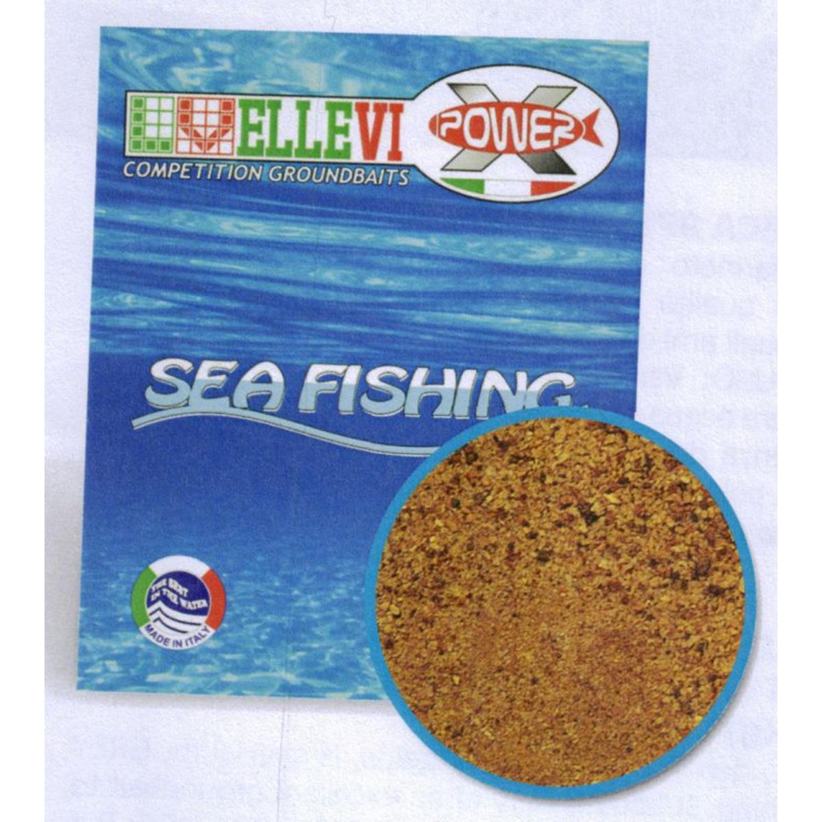 Ellevi Ködermischung Special Möchsfisch-Gelbstriemenbrasse - 1 kg