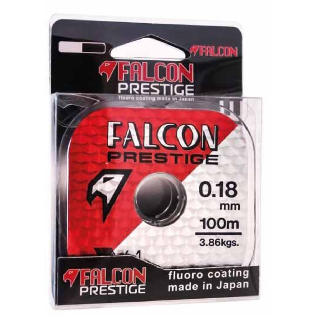 Falcon Prestige Blister Fluoro Coated - 100 m - 0.104 mm