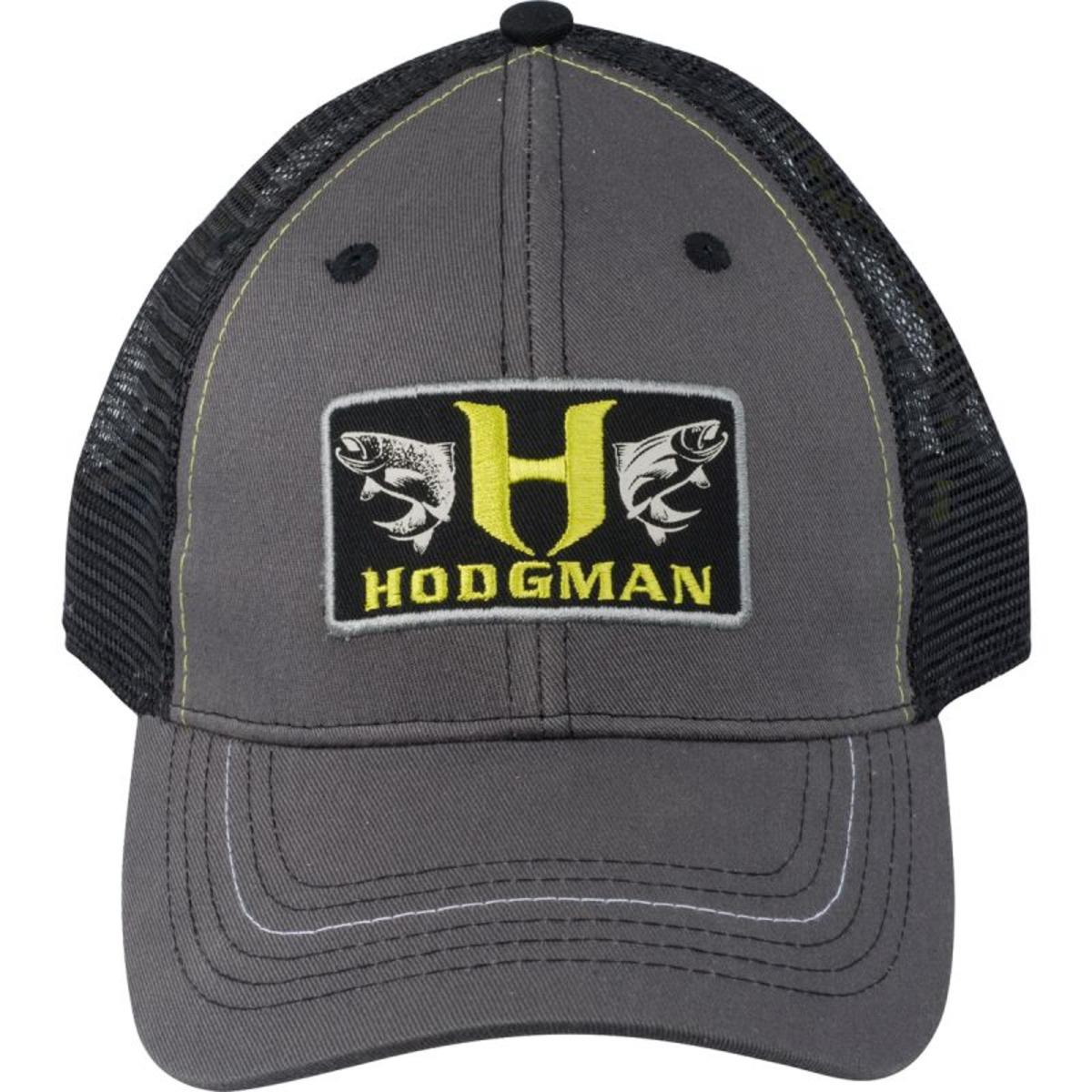 Hodgman Casquette Trucker Patch - Taille Unique - Couleur Gris
