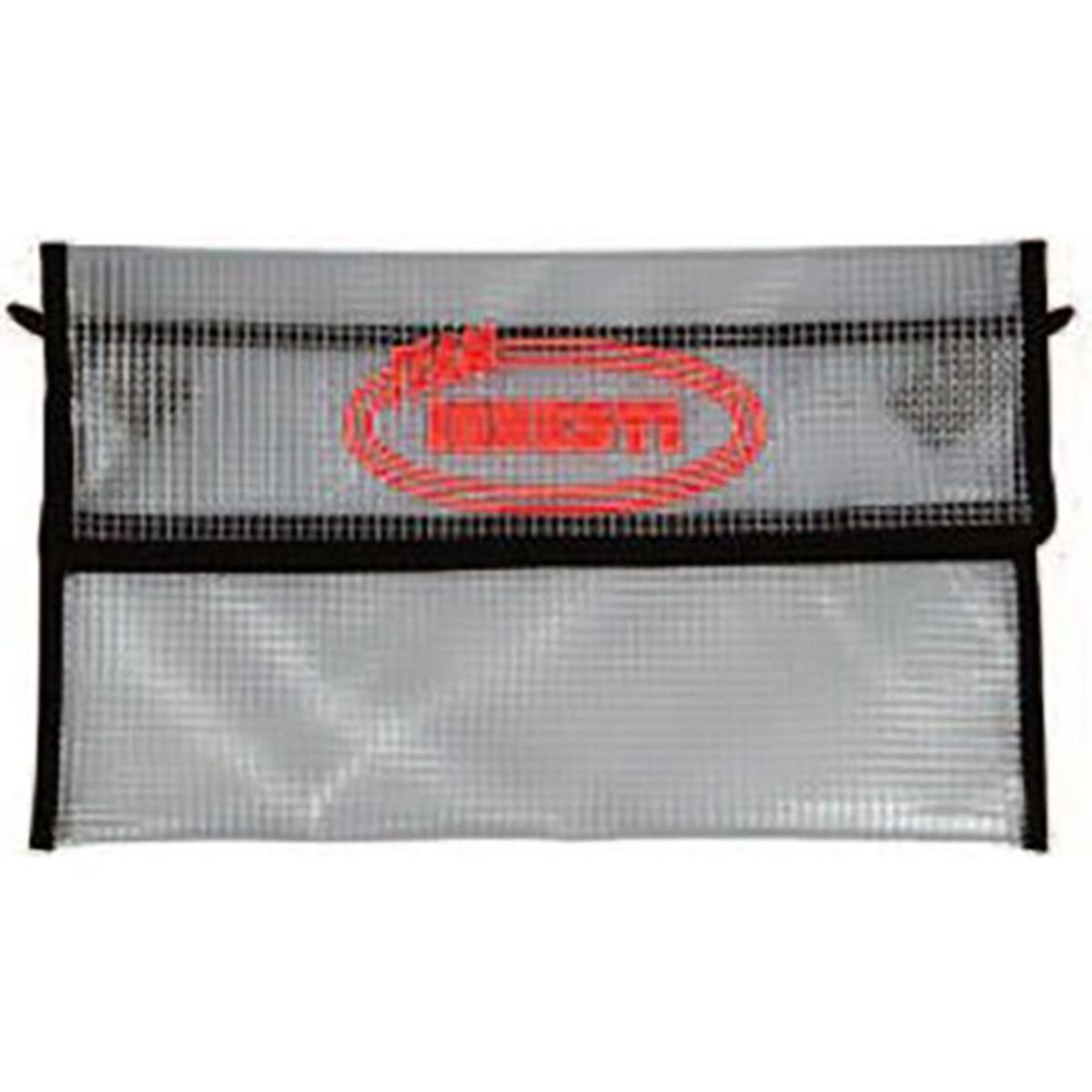 Ignesti Netztasche mit Klammer Forelle - Tasche nit Netz