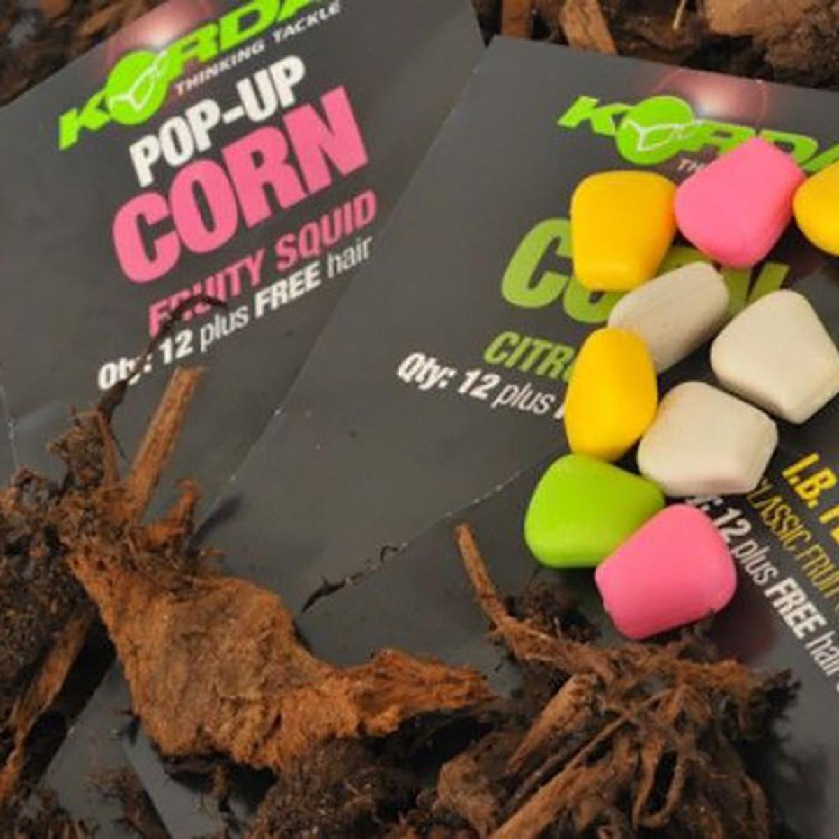 Korda Pop Up Corn - Fruity Squid - Pink