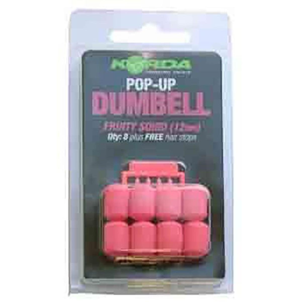 Korda Pop Up Dumbell - Fruity Squid 8 mm