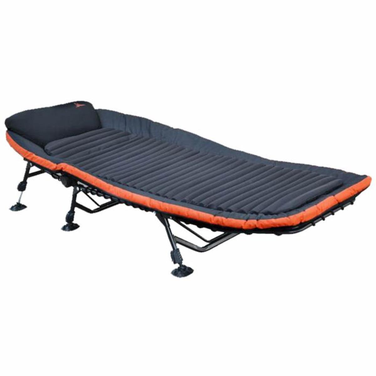 Radical Session Chiller Bed Chair Mark 2 - 2.1 m - 82x40 cm - Black