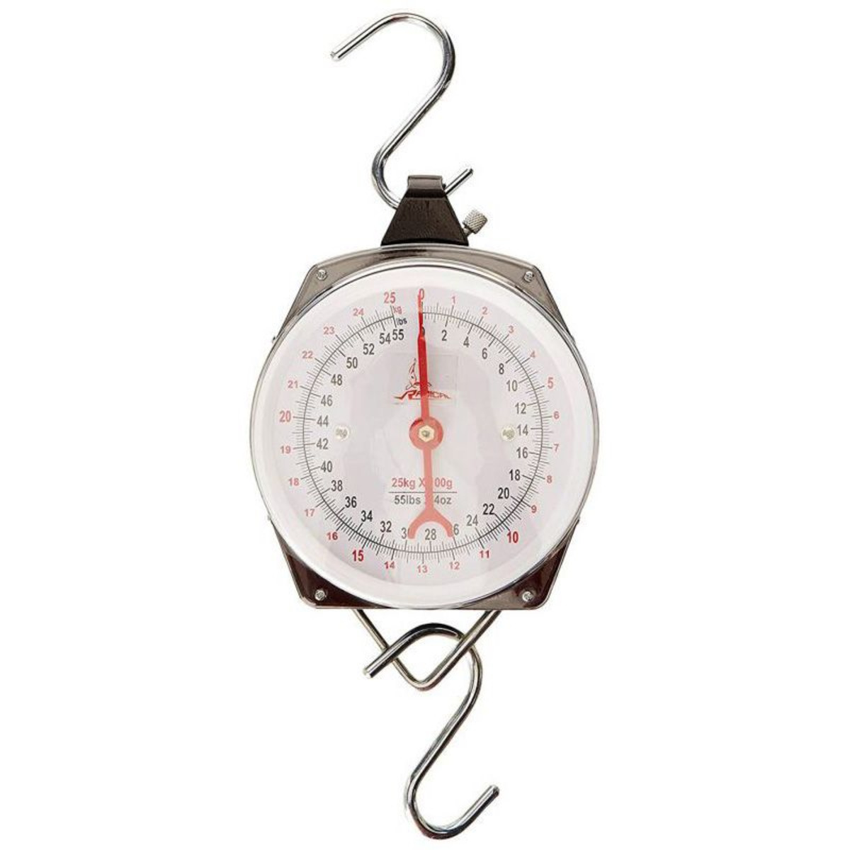 Radical Spring Scale - Carp - Max 25 kg/55 lbs Intervall