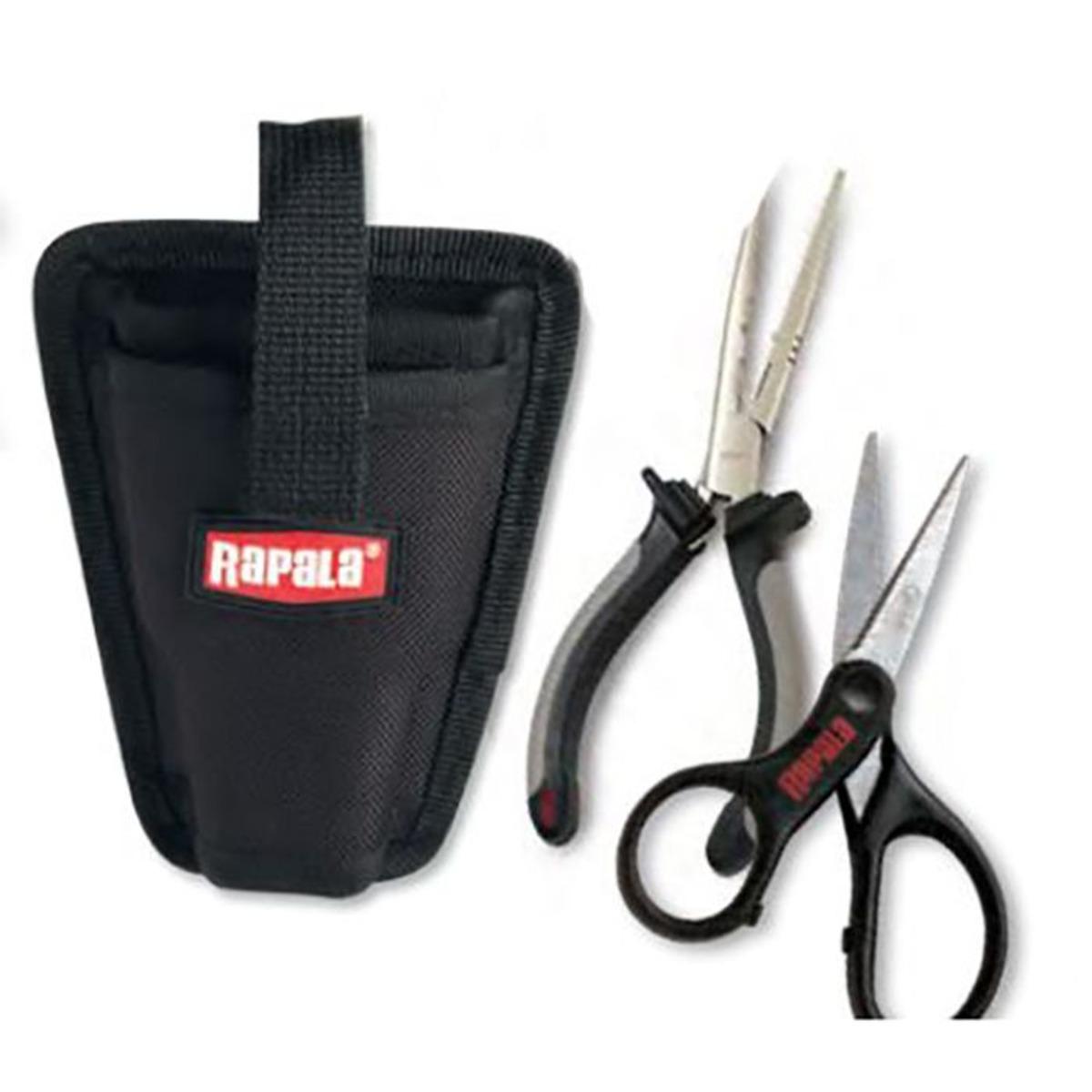 Rapala Pedestal Tool Holder Kit - Tool Holder Combo - Zange 16 cm