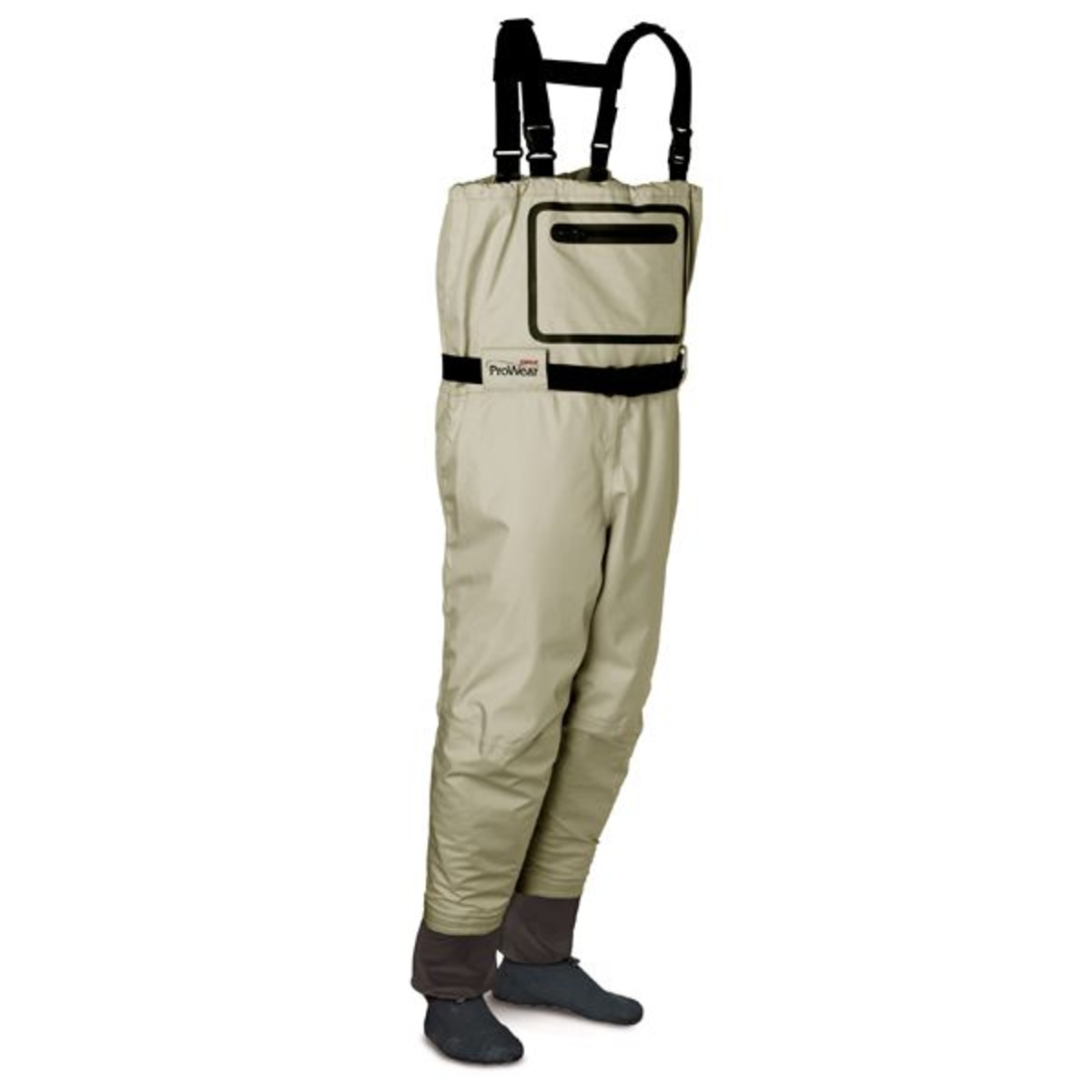 Rapala X-Protect Chest Waders - S - Soil-Charcoal