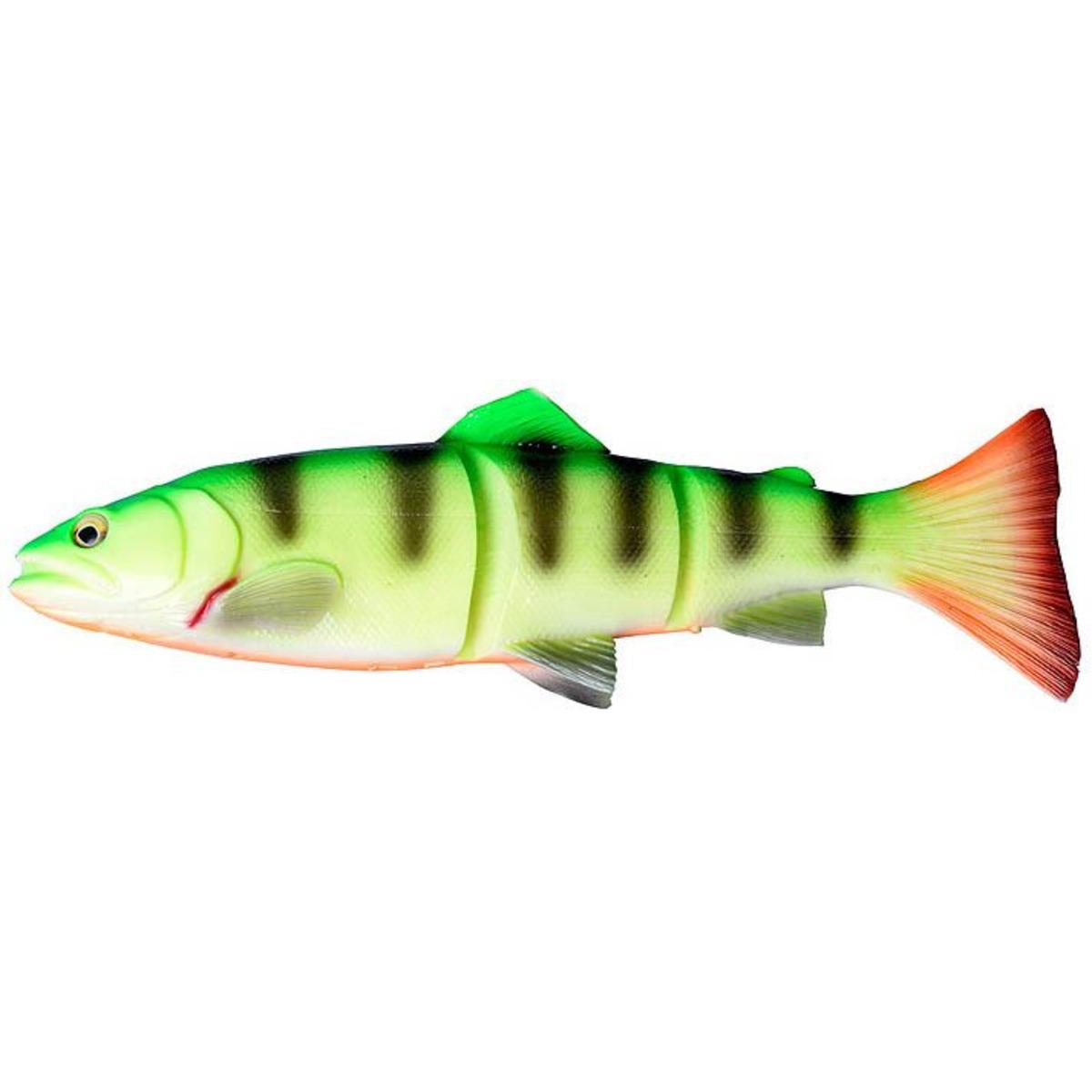 Savage Gear 3D Trout Line Thru - 15 cm - 40 g - Firetiger