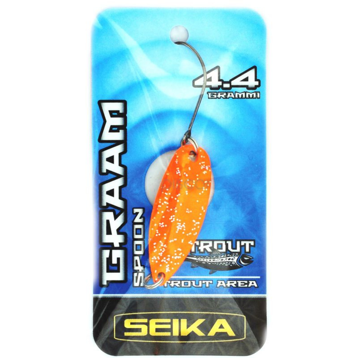 Seika Graam Spoon - 30 mm - 4.4 g - Color 05