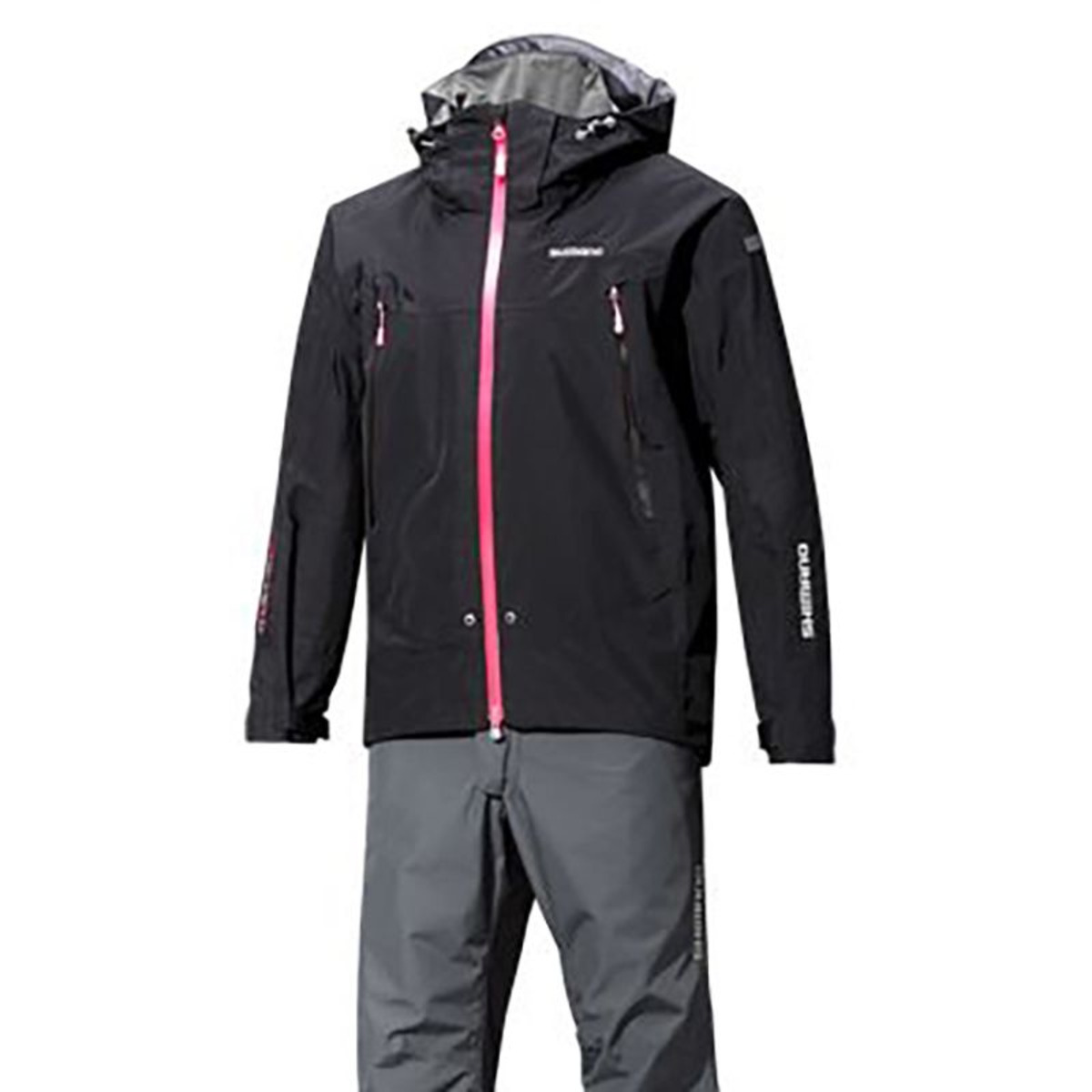 Shimano Chaqueta Dryshield Advance - M - Black-Pink