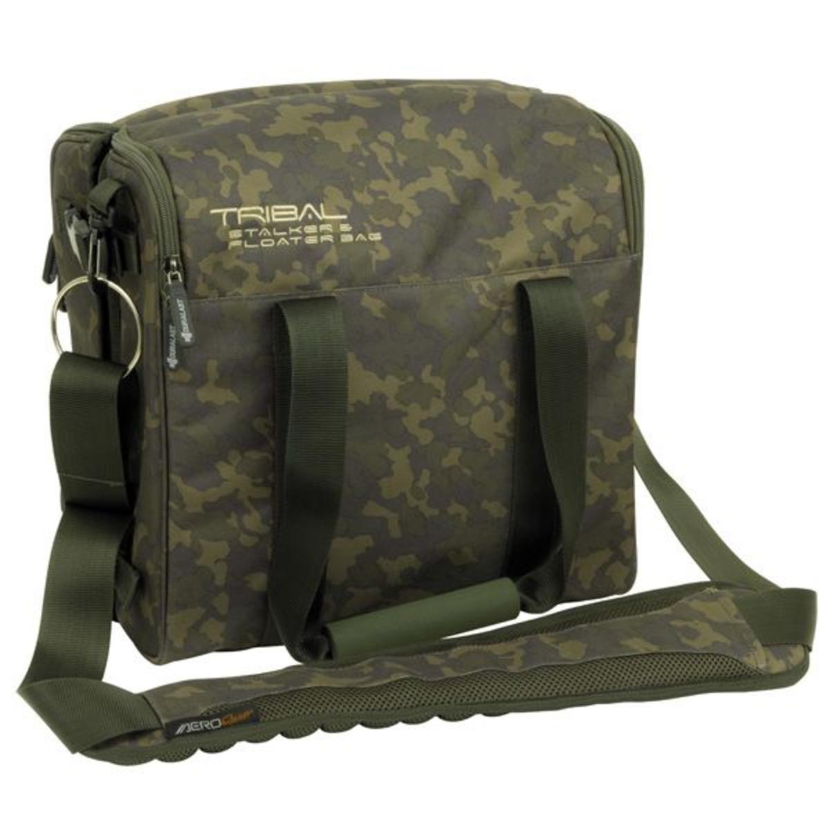 Shimano Tribal XTR Stalker and Floater Bag - 36x16x34 cm