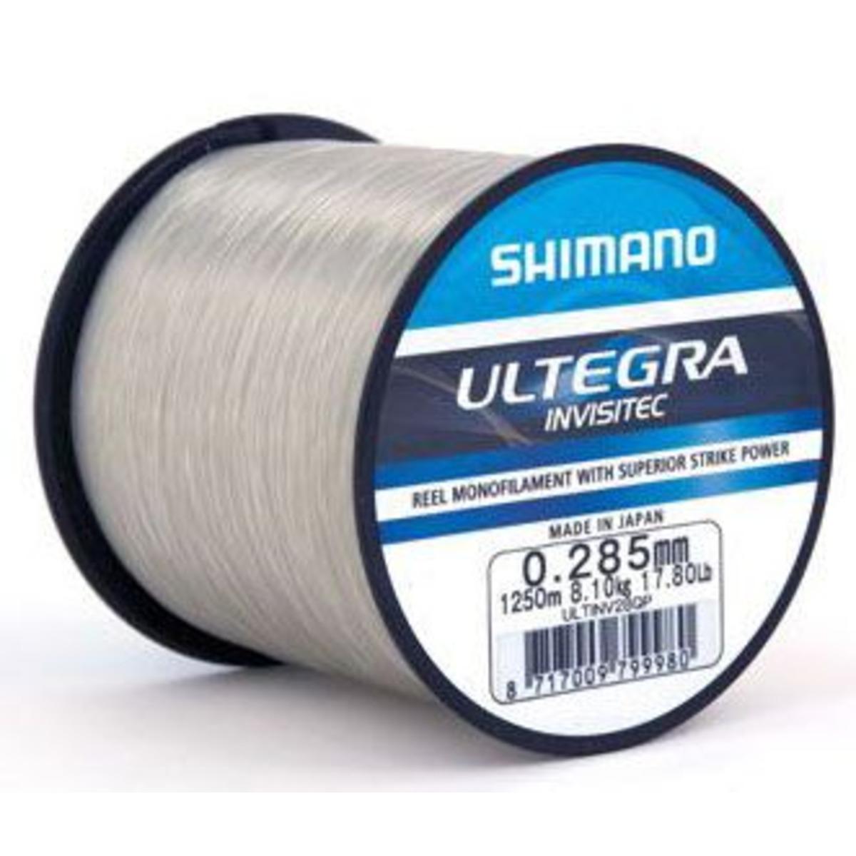 Shimano Ultegra Invisitec QP - 0.255 mm - 1530 m