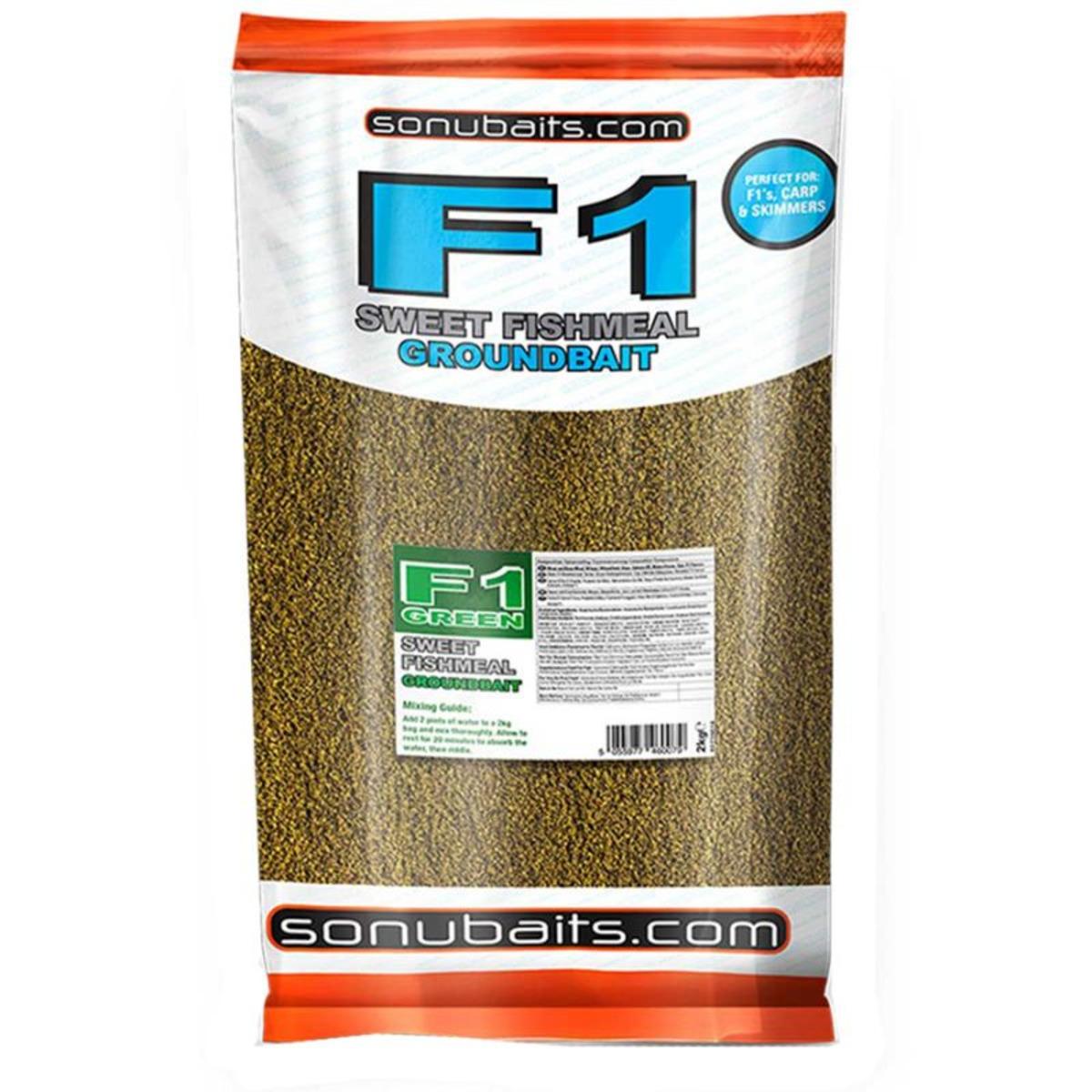 Sonubaits F1 Green - 2 kg